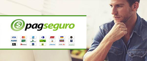 Parceria com PagSeguro